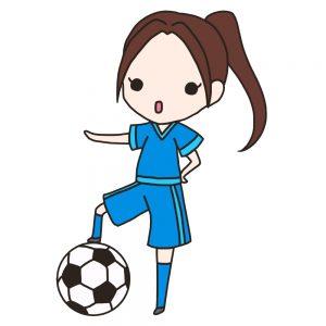 高校女子サッカー2018-19